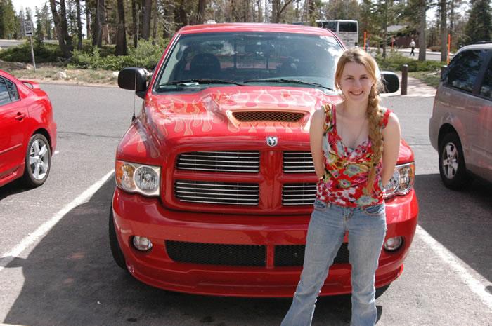Dodge Trucks And Girls Www Pixshark Com Images